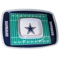 Cowboys Chip N Dip Tray