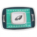 Eagles Chip N Dip Tray