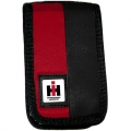 International Harvester Red/Black Cell Phone Holder -- Large