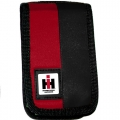 International Harvester Black/Red Cell Phone Holder -- Medium