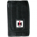 International Harvester Black Nylon Cell Phone Holder -- Large