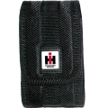 International Harvester Black Nylon Cell Phone Holder -- Medium