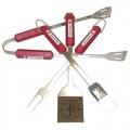 Firefighters BBQ Set