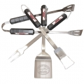 Busted Knuckle Garage BBQ Tool Set